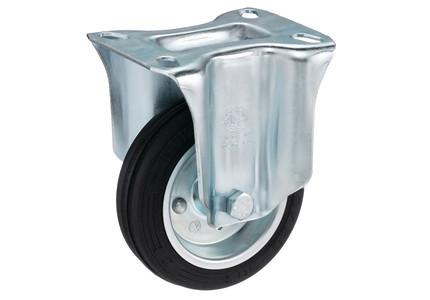Колесо Tellure Rota 535902, черная резина